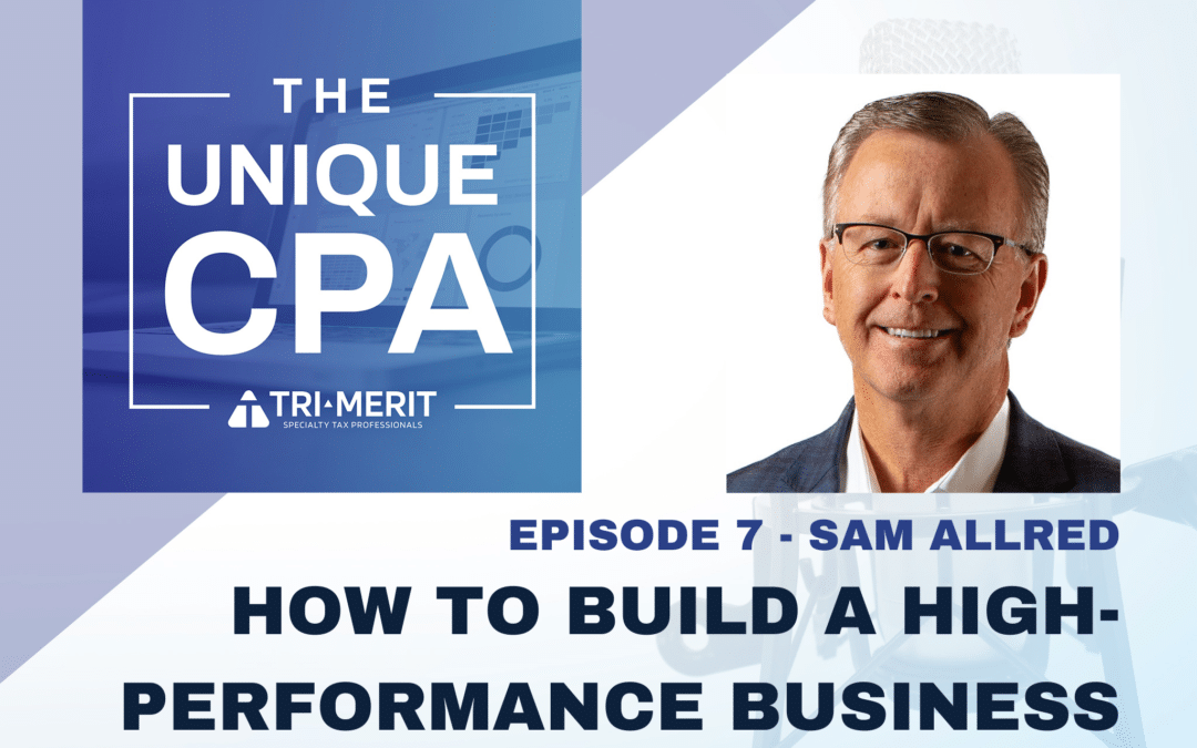 How to Build a High-Performance Business