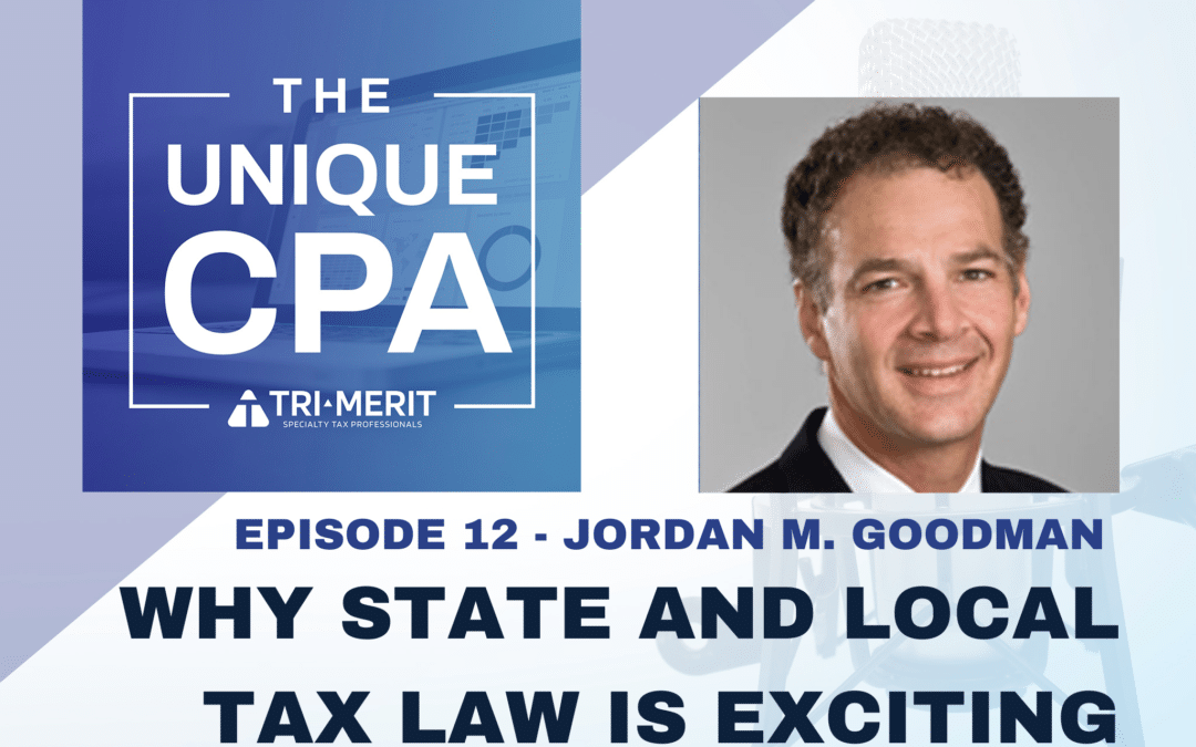 Why State and Local Tax Law is Exciting