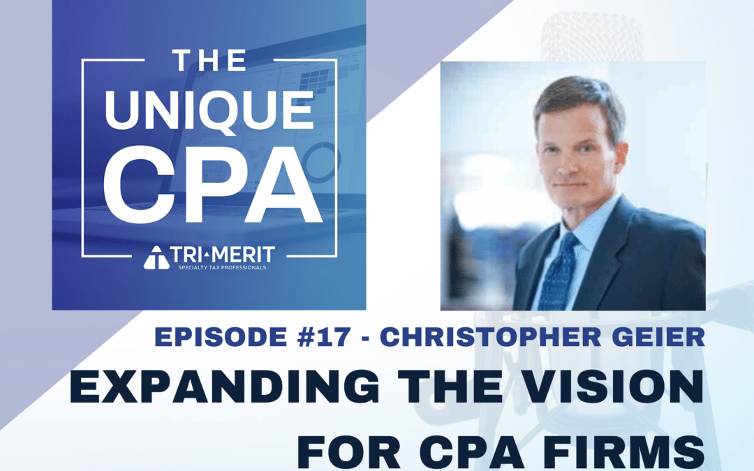Expanding the Vision for CPA Firms