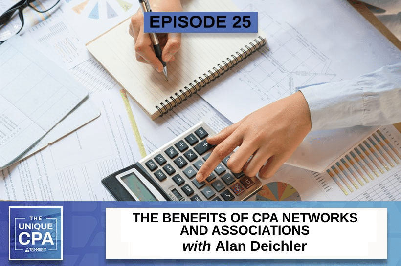 The Benefits of CPA Networks and Associations