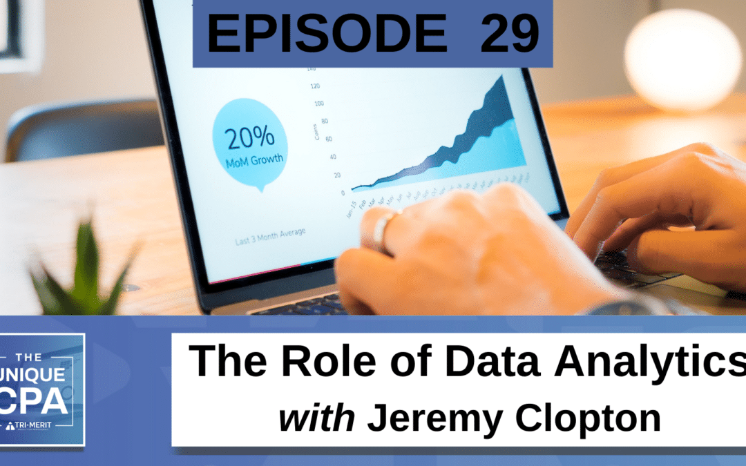 The Role of Data Analytics