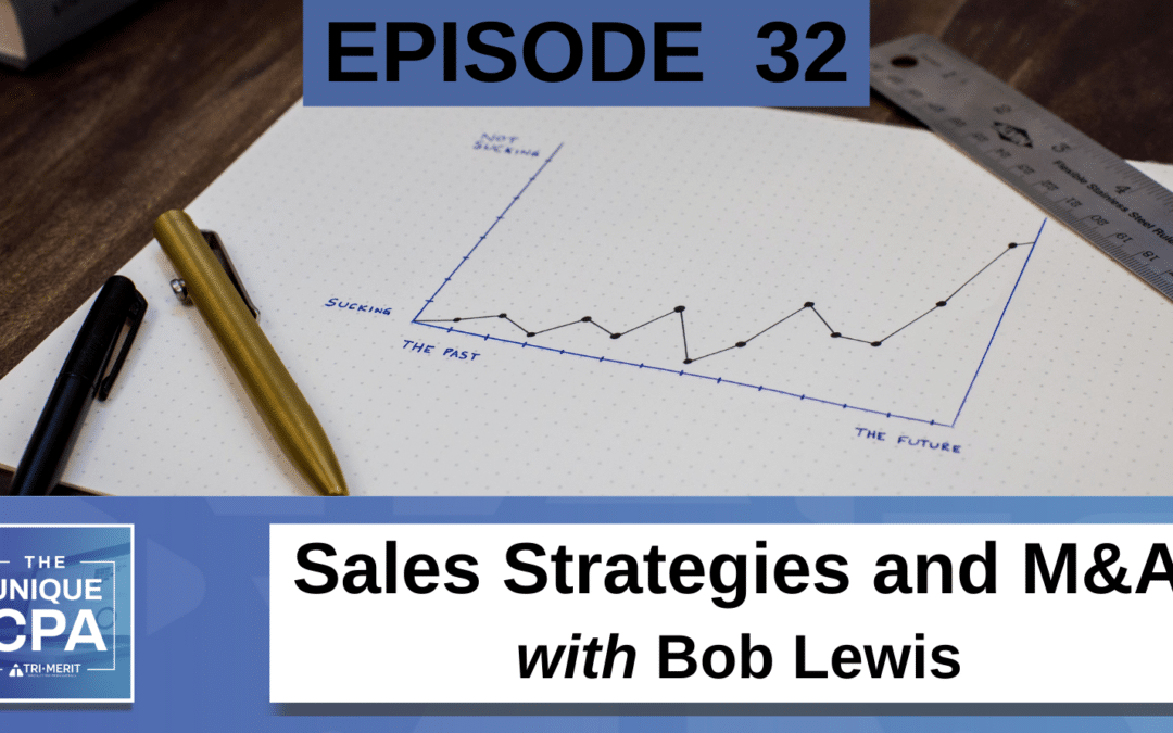 Sales Strategies and M&A