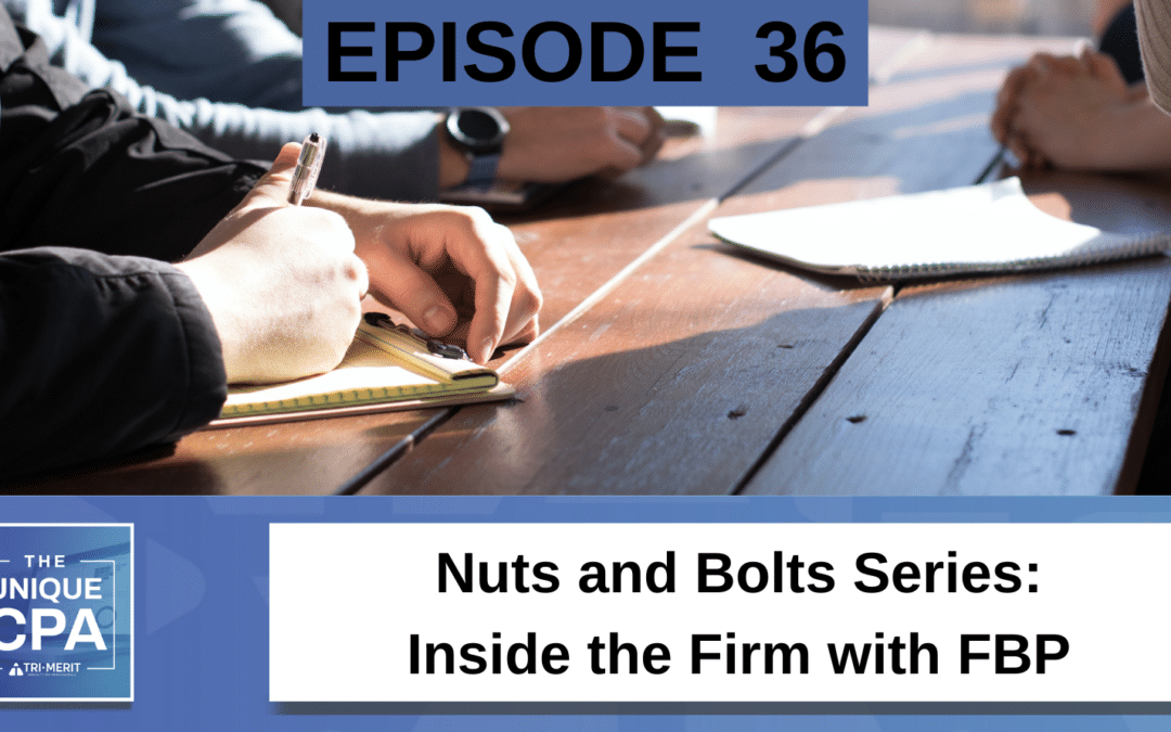 Nuts and Bolts Series