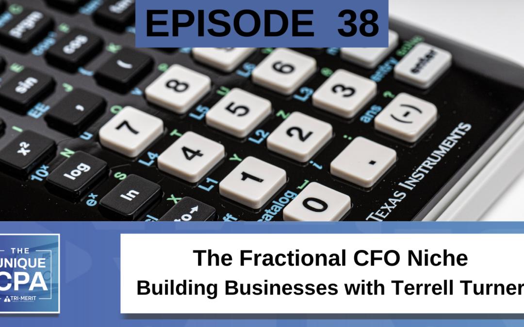 The Fractional CFO Niche