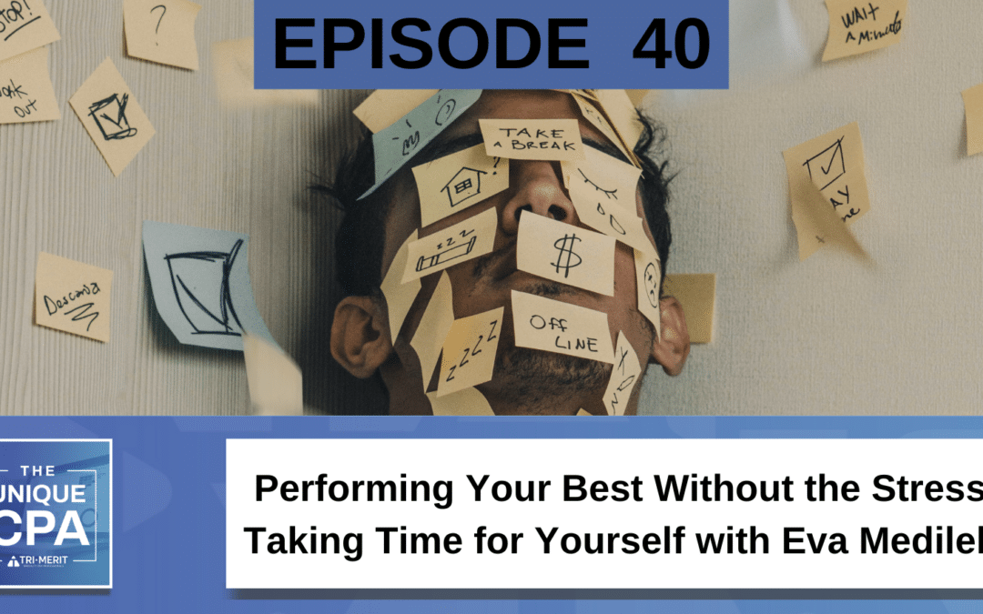 Performing Your Best Without the Stress