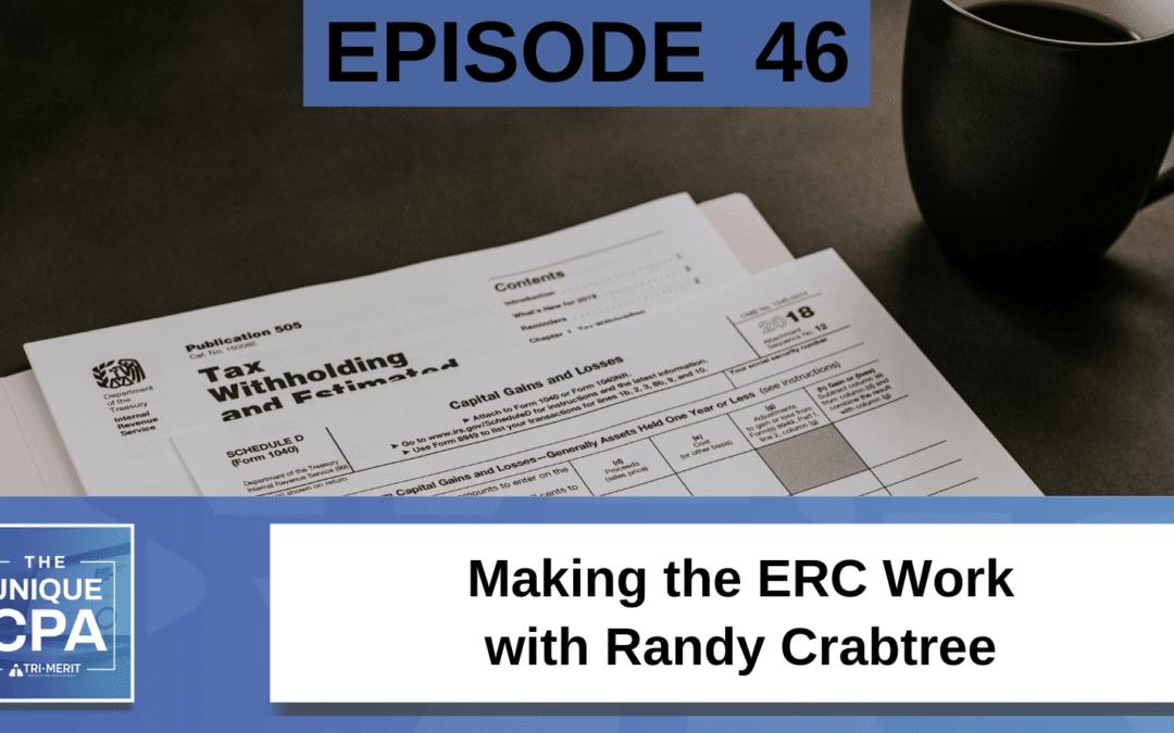 Making the ERC Work