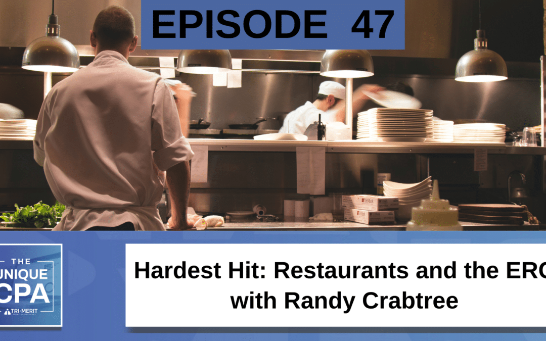 Hardest Hit: Restaurants and the ERC