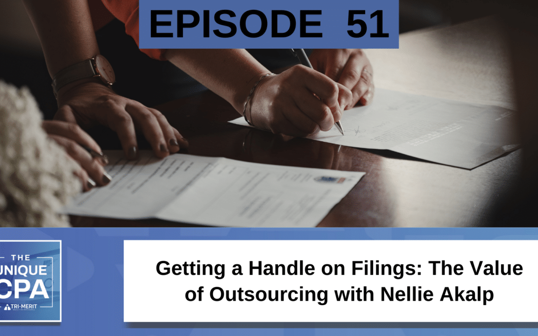 Getting a Handle on Filings